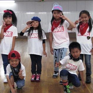 子供向けダンスのイメージ